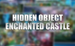 Hidden Object: Enchanted Castle Android Mobile Phone Game