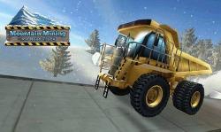 Mountain Mining: Ice Road Truck