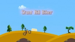 Stunt Hill Biker Android Mobile Phone Game