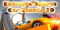 Extreme Sports Car Stunts 3D Android Mobile Phone Game