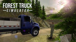 Forest Truck Simulator Android Mobile Phone Game