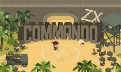 Commando ZX Android Mobile Phone Game