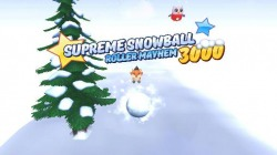 Supreme Snowball: Roller Mayhem 3000 Android Mobile Phone Game