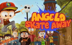 Angelo: Skate Away Android Mobile Phone Game
