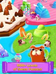 Candy Blast Mania: Travel Android Mobile Phone Game