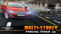 Multi-storey Car Parking Mania 3D
