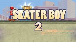Skater Boy 2 Android Mobile Phone Game