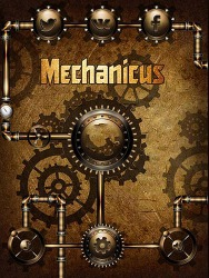 Mechanicus: Steampunk Puzzle Android Mobile Phone Game
