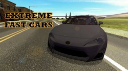 Extreme Fast Cars Android Mobile Phone Game