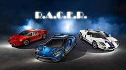 R.A.C.E.R. Android Mobile Phone Game