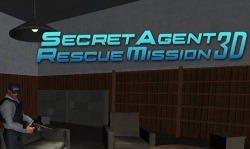 Secret Agent: Rescue Mission 3D Android Mobile Phone Game