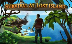 Download Free Android Game Survival At Lost Island 3D - 7627