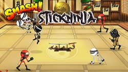 Stickninja Smash! Android Mobile Phone Game