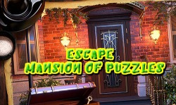 Escape: Mansion Of Puzzles Android Mobile Phone Game
