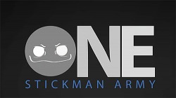 One Stickman Army Android Mobile Phone Game