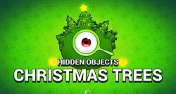 Hidden Objects: Christmas Trees Android Mobile Phone Game