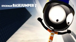 Stickman Basejumper 2 Android Mobile Phone Game