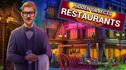 Hidden Objects Restaurants Android Mobile Phone Game