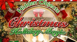 Hidden Objects: Christmas Magic Android Mobile Phone Game