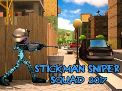 Stickman Sniper Squad 2017 Android Mobile Phone Game