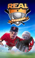 Real Baseball Android Mobile Phone Game