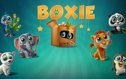 Boxie: Hidden Object Puzzle Android Mobile Phone Game