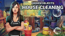 Hidden Objects: House Cleaning Android Mobile Phone Game