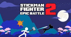 Stickman Fighter Epic Battle 2 Android Mobile Phone Game