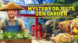 Mystery Objects Zen Garden Android Mobile Phone Game