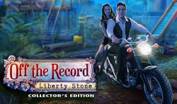 Off The Record: Liberty Stone. Collector's Edition Android Mobile Phone Game