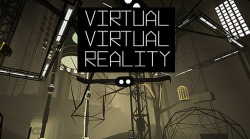 Virtual Virtual Reality Android Mobile Phone Game