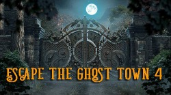 Escape The Ghost Town 4 Android Mobile Phone Game