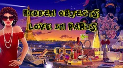 Hidden Objects: Love In Paris Android Mobile Phone Game