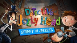 Detective Jolly Head Android Mobile Phone Game