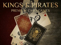 Kings And Pirates: Premium Card Games Android Mobile Phone Game