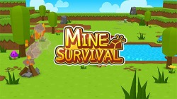 Mine Survival Android Mobile Phone Game