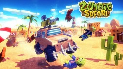 Zombie Offroad Safari Android Mobile Phone Game