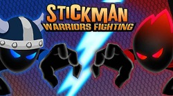 Stickman Warriors: UFB Fighting Android Mobile Phone Game