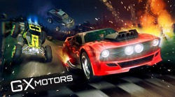 GX Motors Android Mobile Phone Game