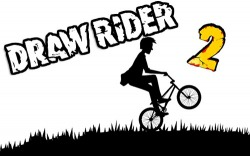 Draw Rider 2 Android Mobile Phone Game