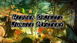 Hidden Objects: Jungle Mystery Android Mobile Phone Game