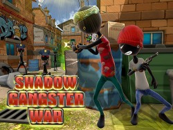 Shadow Gangster War Android Mobile Phone Game