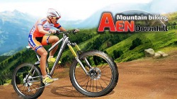 AEN Downhill Mountain Biking Android Mobile Phone Game
