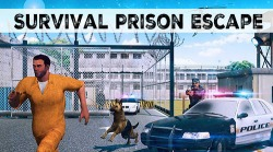 Survival: Prison Escape V2. Night Before Dawn Android Mobile Phone Game