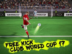Free Kick Club World Cup 17 Android Mobile Phone Game