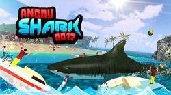 Angry Shark 2017: Simulator Game Android Mobile Phone Game