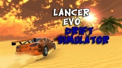 Lancer Evo Drift Simulator