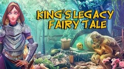 Hidden Objects King's Legacy: Fairy Tale Android Mobile Phone Game