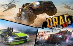 Drag Rivals 3D: Fast Cars And Street Battle Racing