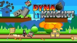 Dyna Knight Android Mobile Phone Game